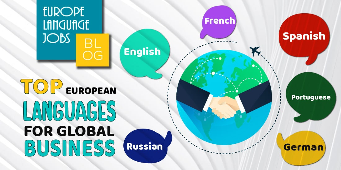 Top European Languages for Global Business